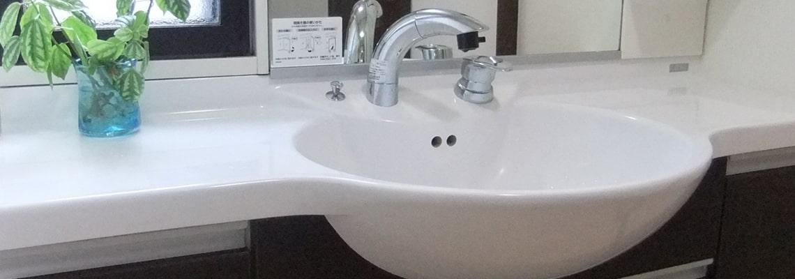 浴室・洗面台のトラブル