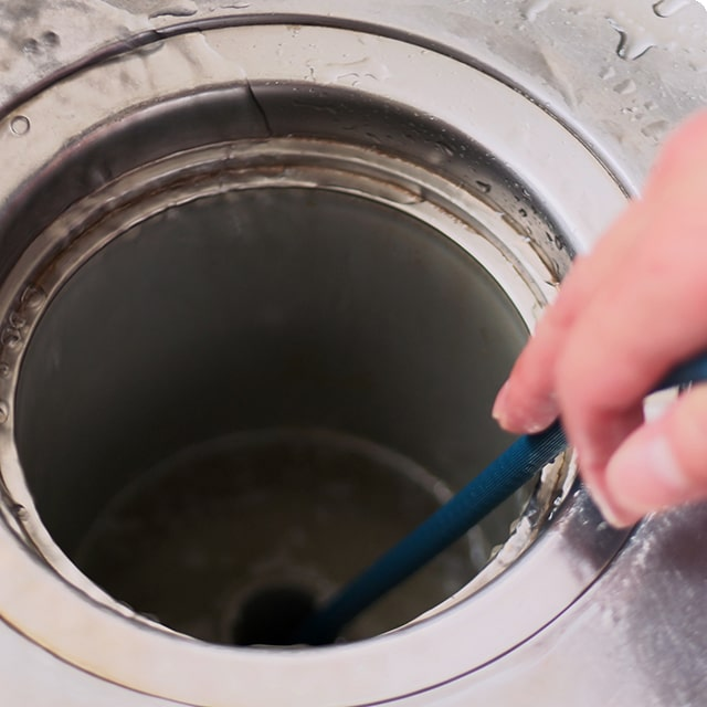 下水管・排水溝のトラブル
