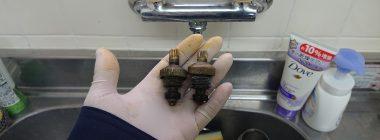 キッチン水漏れ修理