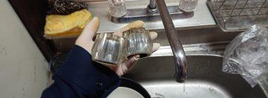 台所蛇口修理
