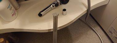 浴室蛇口修理