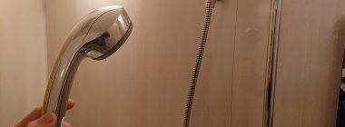 シャワーヘッド交換